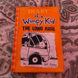 Diary of a Wimpy Kid    𝚃𝚑𝚎 𝙻𝚘𝚗𝚐 𝙷𝚊𝚞𝚕
